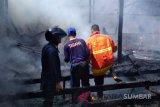 Rp12,3 miliar kerugian kebakaran di Agam