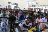 665 mahasiswa program Adik Papua mengikuti diklat bela negara