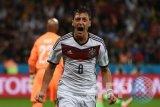 Mesut Ozil mundur dari timnas Jerman