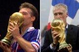 Zidane dan Deschamps masuk kandidat pelatih terbaik dunia