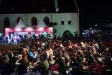 Benteng Rotterdam Makassar dibanjiri penonton Piala Dunia