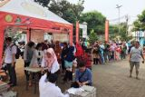 Kabupaten OKU bangun toko tani Indonesia center