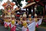 Teater tari Yunnan-Tiongkok ikut meriahkan Pesta Kesenian Bali
