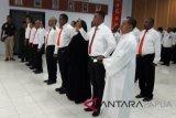 Kakanwil Kemkumham Papua lantik 12 penyidik ASN