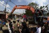 LBH kecam penggusuran Pasar Griya Sukarame represif