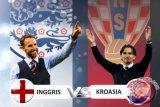 Kroasia vs Inggris, ini prediksinya