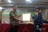 IKM bawang goreng Palu raih sertifikat SNI