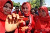Balon caleq perempuan Partai Aceh