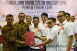 Partai Garuda daftarkan calon legislatif