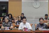 Raker Komisi III DPR dengan Jaksa Agung