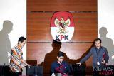 KPK tahan empat tersangka suap fasilitas LP Sukamiskin