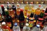 TNI AL dan AD Amankan 6.000 Botol Miras Ilegal lalu Diserahkan ke Polda Riau