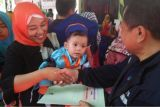 Menteri Kesehatan wisuda 50 bayi di Gorontalo