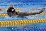Rikako Ikee ciptakan rekor baru 100 meter gaya kupu-kupu putri