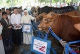 Khofifah ungkap banyak makna dari Idul Adha