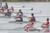 Tim dayung China dominasi perolehan medali emas