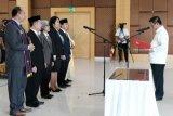 Gubernur Lantik 4 Dokter Ahli Utama RSUD Tarakan