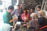 BUMN HADIR - SMN Kalteng belajar kewirausahaan di Rumah Kreatif BUMN