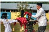 PTPN- masyarakat  peringati hut kemerdekaan di perkebunan
