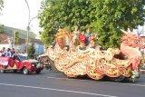Karnaval pembangunan meriahkan HUT RI di Kota Magelang