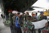 Berbagai satuan TNI telah kirim ke Lombok