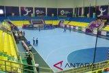 Sejumlah pelatih puji arena bola tangan Cibubur