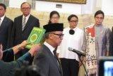 Jokowi lantik Agus Gumiwang jadi Mensos