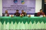 Bimtek regional di Palu untuk tingkatkan sinergitas kebijakan Kemenkominfo