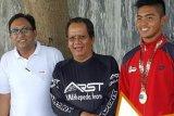 Rio Darmawan raih medali emas Asian Games, Gubernur Sulteng bangga