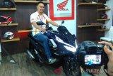 New Honda PCX Hybrid Dibandrol Rp42,1 Juta di Palu