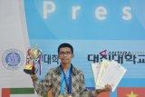 Pelajar Natuna juara kompetisi WICO di Korsel