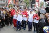 Gubernur Lampung jadi pembawa obor Asian Games