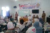 Tarian mondotambe sambut SMN  Jawa Barat