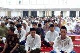 Masyarakat terima daging kurban Masjid Hasyim Asy'ari Kamis