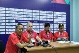 Persiapan Indonesia tidak terganggu meski keluar wisma