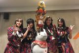 JKT 48 buka upacara pemberian medali olahraga wushu