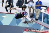 Asian Games (skateboard) - Dua atlet Indonesia ke final nomor park