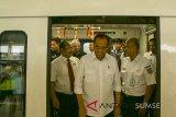 Menhub minta Wali Kota Palembang kurangi angkutan lintas sejajar