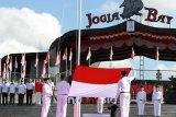 17 Bergada kibarkan Merah Putih di Jogja Bay