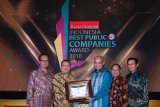 Astra Agro Sabet Indonesia Excellent Public Company 2018