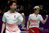 Tontowi dan Ricky optimistis tim bulu tangkis putra Indonesia menang