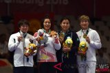 Medali Gulat Freestyle76 Kg Putri