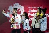 Medali Emas Anggar Eppe Perorangan Putri