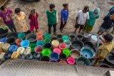 BPBD Bantul masih salurkan bantuan air meski pancaroba