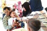 OKU Timur menargetkan 181.708 anak imunisasi rubela