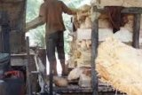 Bengkalis Tampilkan Mesin Pemurni Sagu Di Ritech Expo