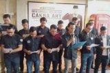 Relawan Cakra Sumsel dukung AHY maju Pilpres