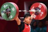 Eko Yuli raih emas Piala Dunia Angkat Besi