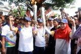 Koni Bandarlampung harapkan Kirab Obor menginspirasi Lampung