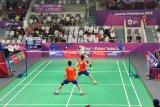 Tim bulu tangkis putra Jepang melangkah ke perempat final